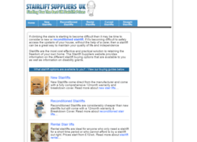 stairliftsuppliers.co.uk