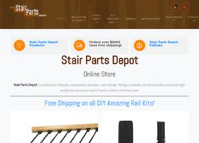 stairpartsdepot.com