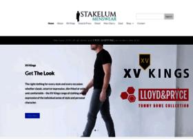 stakelummenswear.com