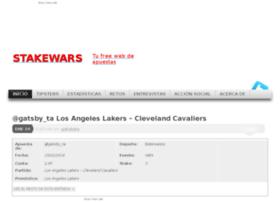 stakewars.com