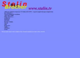 stalin.tv