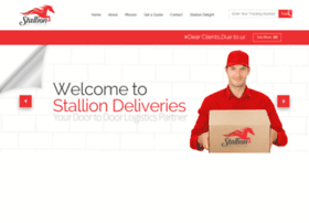 stalliondeliveries.com