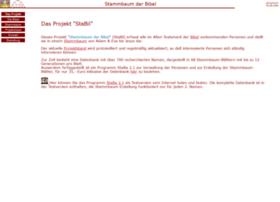 stammbaum-der-bibel.de