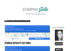 stampingjulie.com