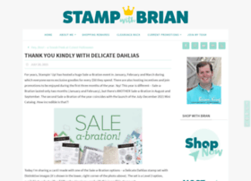 stampwithbrian.com