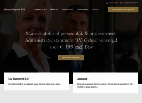 stamrechtplus.nl
