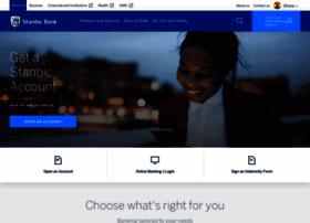 stanbicbank.com.gh