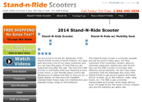 stand-n-ride-scooters.com