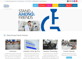 standamongfriends.org