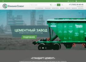 standard-cement.com