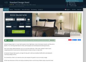 Standard-design-paris.hotel-rez.com