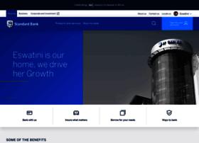 standardbank.co.sz
