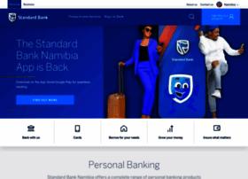standardbank.com.na