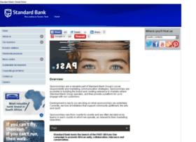 standardbankcricket.com