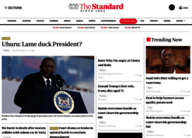 standardmedia.co.ke