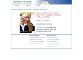 standardsolutionsinc.com