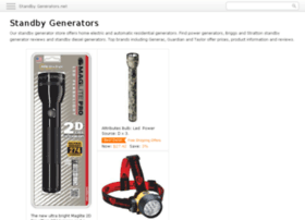 standby-generators.net