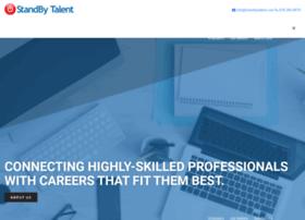 standbytalent.com