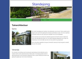 standejong.nl