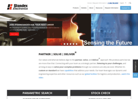 standexelectronics.com