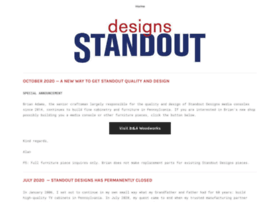 standoutdesigns.com