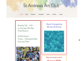 standrewsartclub.co.uk