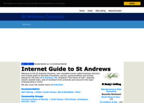 standrewsdirectory.com