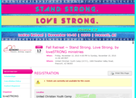 standstrong-lovestrong.whindo.com