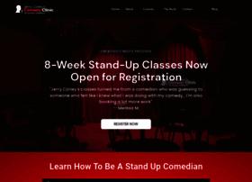 standupcomedyclinic.com