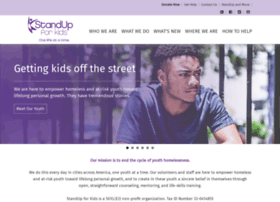 standupforkids.org
