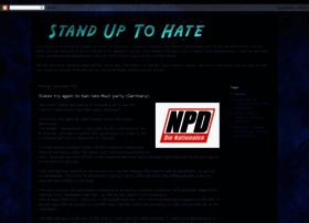 standuptohate.blogspot.com