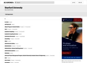 stanford.academia.edu