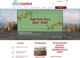 stanford.hillel.org