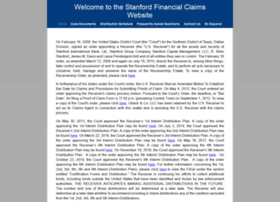 stanfordfinancialclaims.com