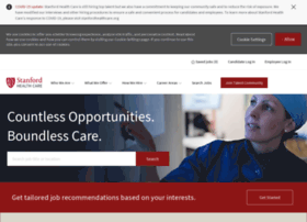 stanfordhealthcarecareers.com
