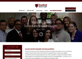 stanfordhospitalcareers.com