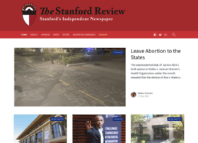 stanfordreview.org