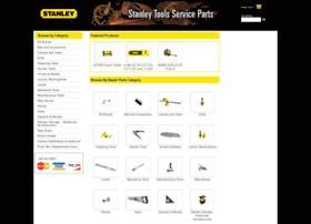 stanleytoolparts.com