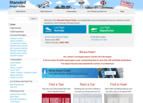 stansted-airport-guide.co.uk