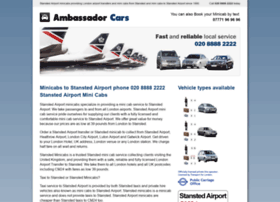 stanstedairportminicabs.org.uk
