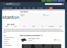 stanton-magnetics.audiofanzine.com