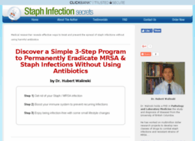 staphinfectionsecrets.com