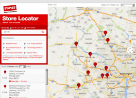 staples-locator.com