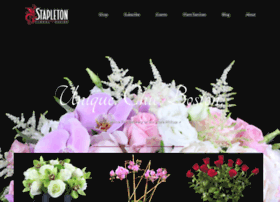 stapletonfloral.com