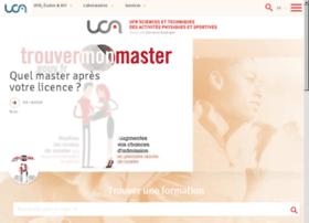 staps.univ-bpclermont.fr