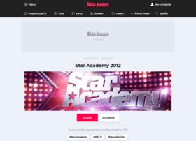 star-academy.programme-tv.net