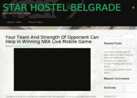 star-hostel.com