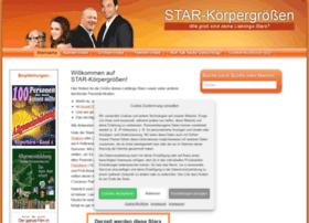 star-koerpergroessen.de