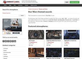 star-wars.ambient-mixer.com