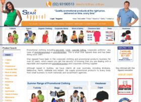 starapparel.com.au